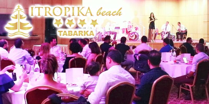 En vidéo : L'Itropika Beach Tabarka célèbre ses partenaires et amis