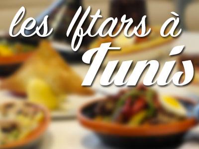 Liste des Iftars àTunis