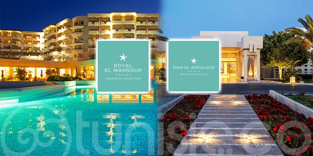 Deux hôtels tunisiens classés parmi les 5 meilleurs Iberostar dans le monde