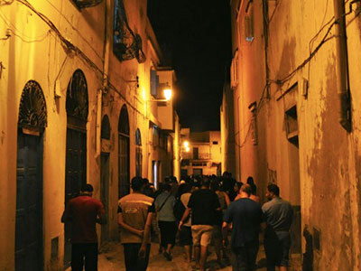 Circuit Ibn Khaldoun ce soir à la Médina