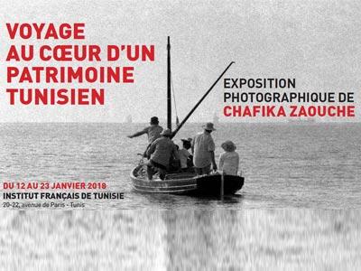 Découvrez l'expo Â« Voyage au coeur d'un patrimoine tunisien » jusqu'au au 23 janvier, à la galerie de l'IFT