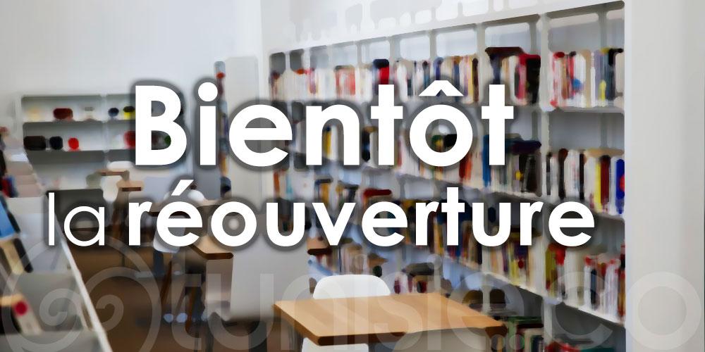 Bientôt la réouverture des médiathèques de l'Institut français de Tunisie