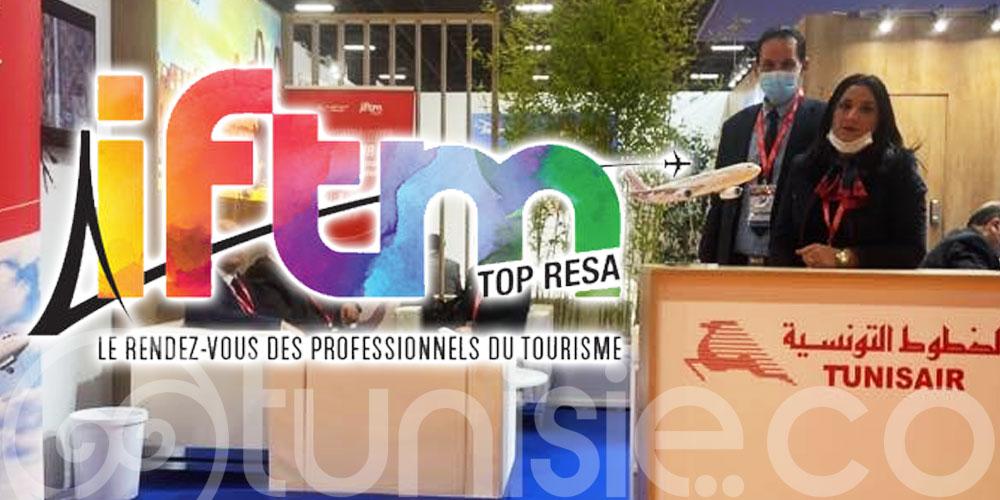 Tunisair : C'est parti pour l'IFTM Top Résa Paris !