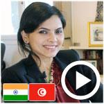 S.E Mme Nagma Mallick, Ambassadeur de l'Inde : J'adore le Sud tunisien, le couscous au poisson et la Ghraiba