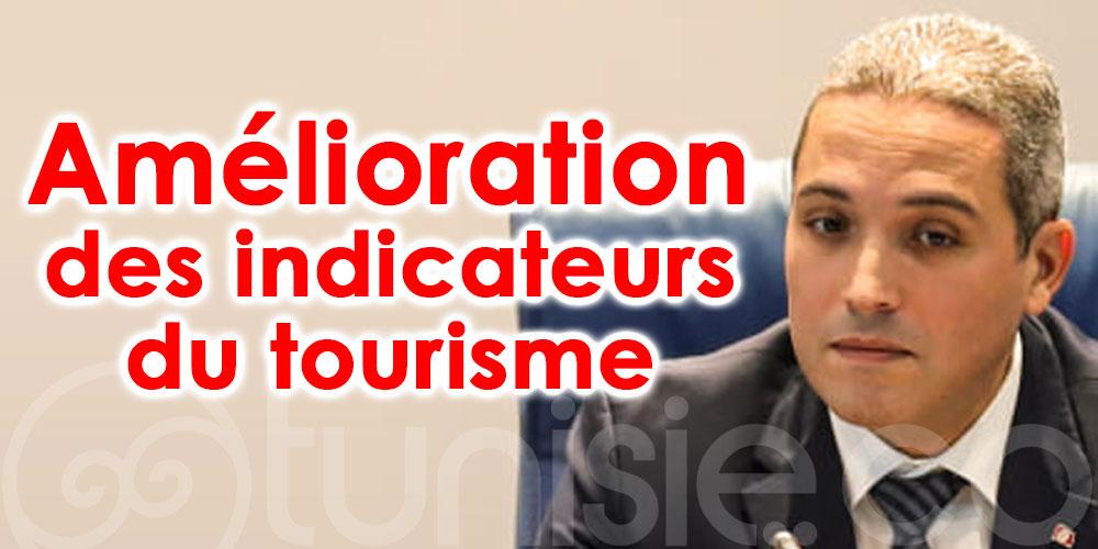 Belhassine : Amélioration des indicateurs du tourisme en Tunisie