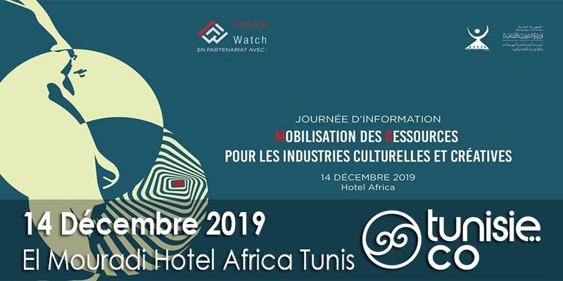 Info Day : Mobilisation des ressources le 14 Décembre