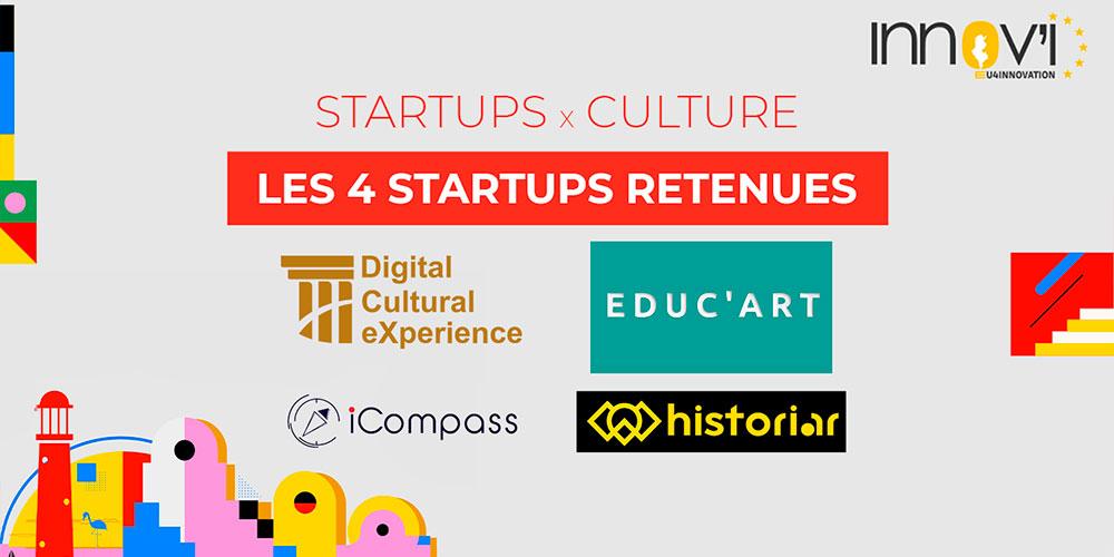 Innov'i : EU4Innovation soutient 4 startups pour la valorisation de la culture et du patrimoine de Djerba