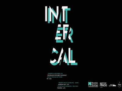 Soirée Intercal à l'IFT– Novembre Numérique
