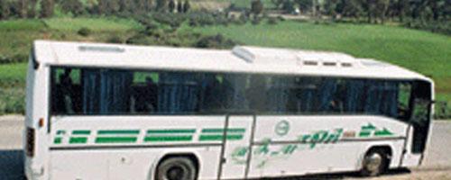 Transport Interurbain : Tarifs