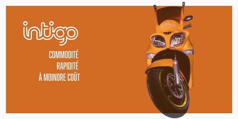 IntiGo : le taxi scooter à portée de clic