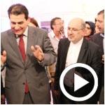 En vidéo : Inauguration de la Semaine culturelle iranienne au Palais Abdellia à La Marsa