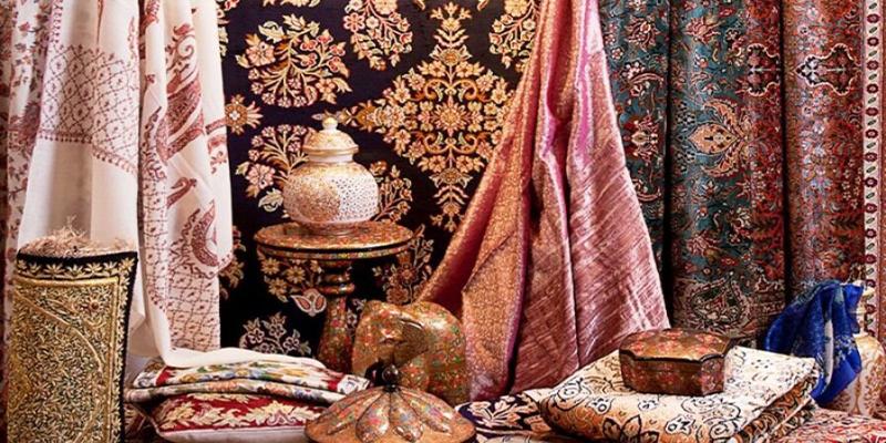 L'artisanat iranien en arc-en-ciel au Musée du Bardo