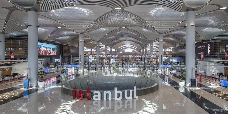 Istanbul Airport entièrement opérationnel !
