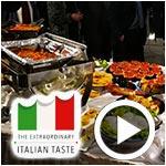 En vidéo : Ouverture de la semaine de la Cuisine Italienne dans le monde à Tunis