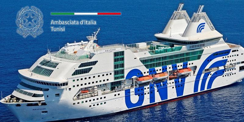 Attention, Italiens en Tunisie: un retour spécial par bateau le 17 avril