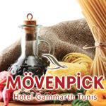 La semaine gastronomique Italienne au Mövenpick Hotel Gammarth ce mardi 20 septembre