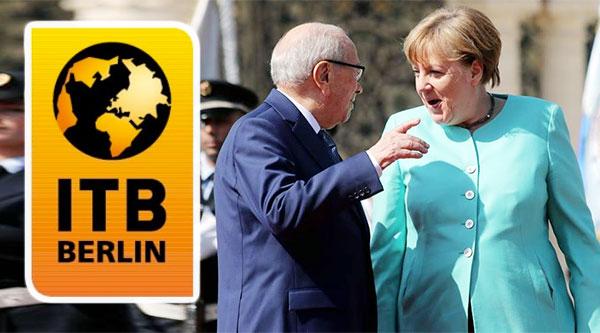 Angela Merkel : Les allemands adorent la Tunisie et ils vont être nombreux à y revenir