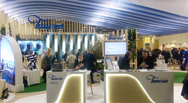 En photos : L'ONTT, Tunisair, la FTAV et les hôteliers ensemble à l'ITB Berlin