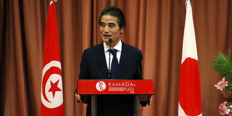 En vidéo : L'ambassade du Japon à Tunis célèbre sa fête nationale