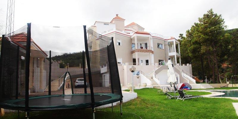 Découvrez Les Jardins Suspendus, une charmante maison d'hôtes à Tabarka