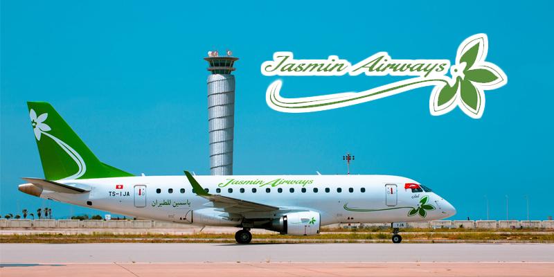 Jasmin Airways desservira l'Espagne en 2020