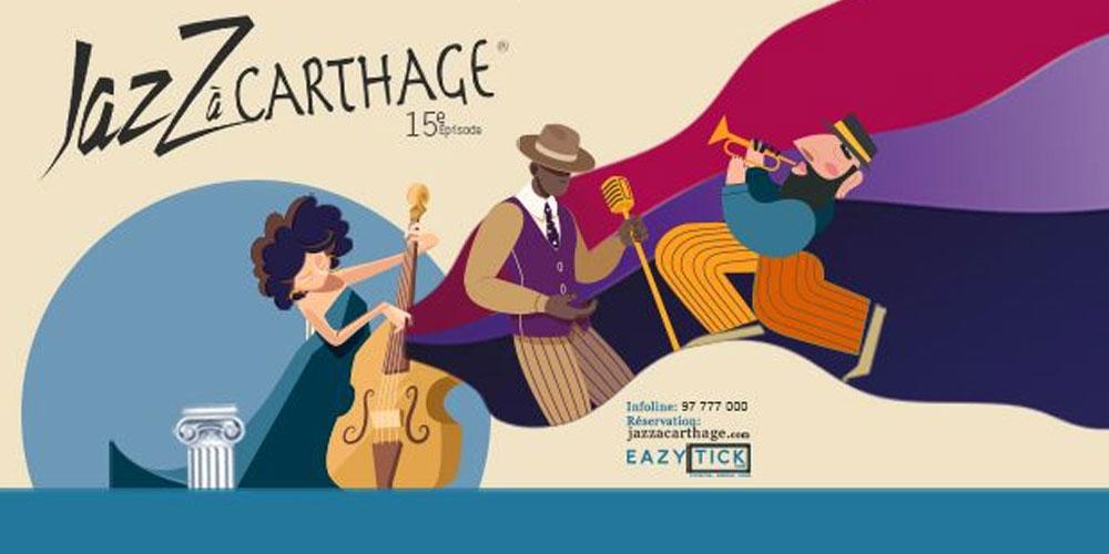 Jazz à Carthage revient pour une édition riche en couleurs