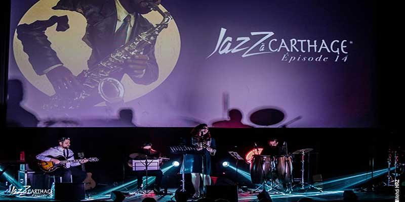 Coup d'envoi de l'épisode 14 de Jazz à Carthage