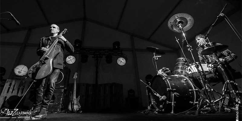 Soirée 4, épisode 14 de Jazz à Carthage Bumcello
