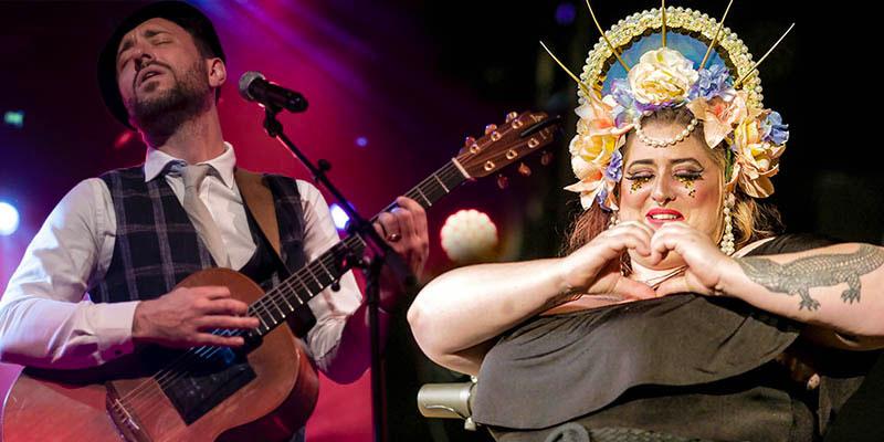 En photos : Soirée Sarah McCoy et Charlie Winston pour le final du Jazz à Carthage