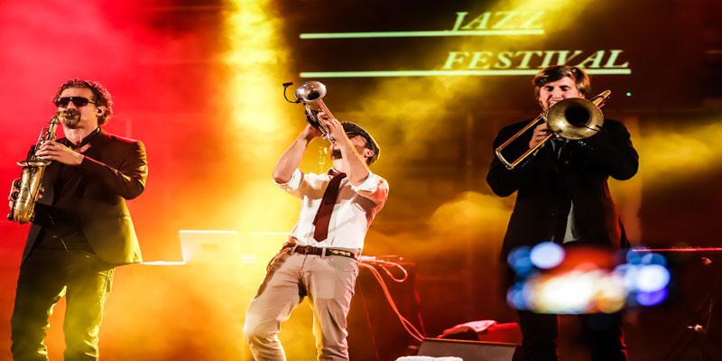 En photos : La deuxième soirée de Tabarka Jazz Festival