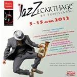 Programme du festival Jazz à Carthage du 5 au 15 avril 2012
