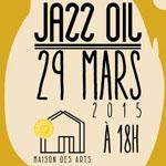 Jazz Oil en concert à la Maison des Arts, 29 mars, Menzah 1