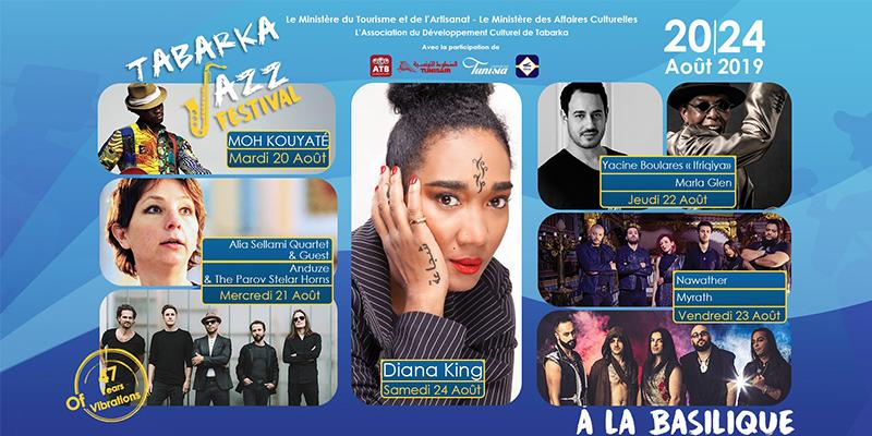 Tabarka Jazz Festival, une programmation éclectique