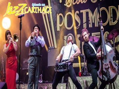 Concert de ''Postmodern JukeBox'' le 13 avril au festival Jazz à Carthage
