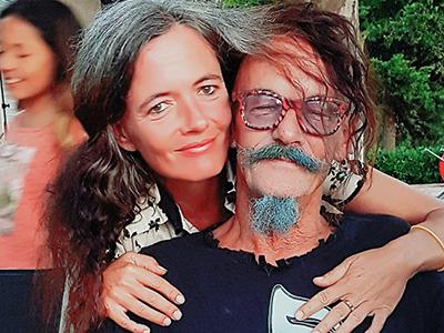 Le duo suisse Jek & Aniu, en tournée en Tunisie
