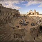 Amphitéâtre romain d'El Jem