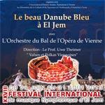 La soirée de clôture du festival de musique symphonique d'El Jem