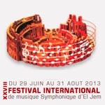 Programme de la 29ème édition du Festival d'El Jem du 2 au 30 août 2014