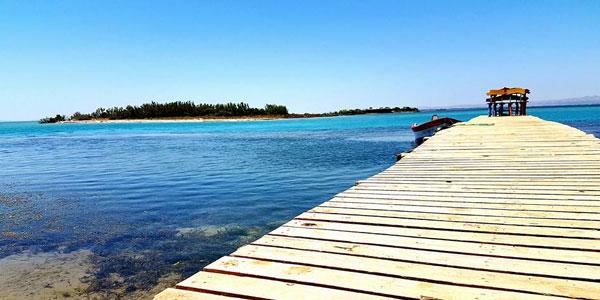En photos : Découvrez Jen Island, cette île paradisiaque à Ghar el Melh