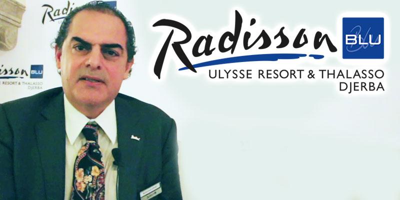 En vidéo : Mohamed Jerad raconte le 55ème anniversaire du Radisson Blu Ulysse Djerba