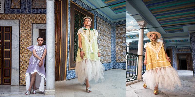 Jihene Atypik, la marque des Caftans de luxe en Tunisie