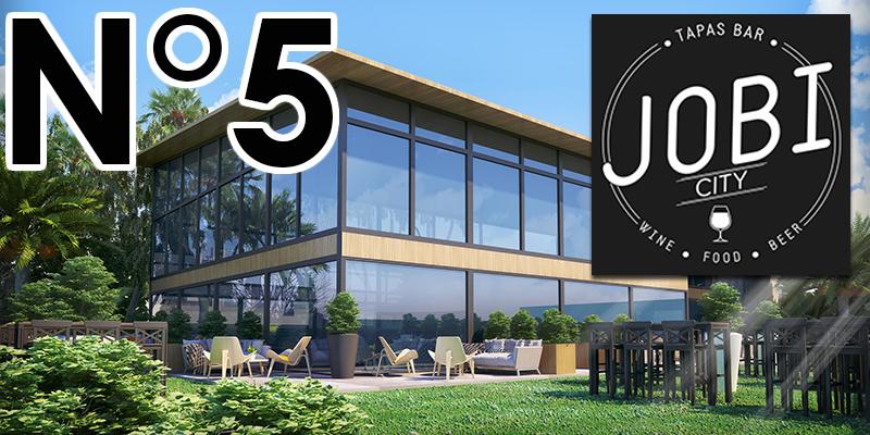 JOBI City la nouvelle adresse cosy au centre ville de Tunis