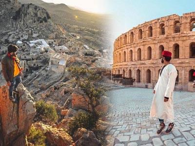 Une vidéo pour découvrir l'essentiel de la Tunisie by JOE HATTAB
