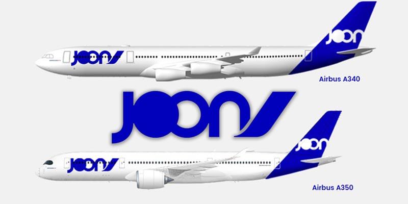 Jeune et connectée... Découvrez la nouvelle compagnie aérienne Joon !