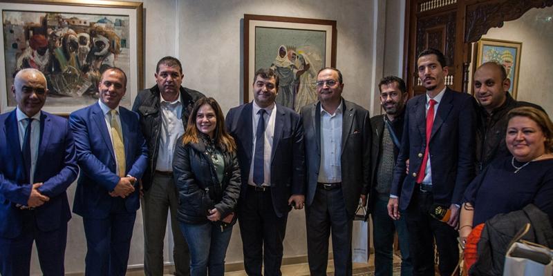 Une délégation d'agences de voyage jordanienne en visite en Tunisie