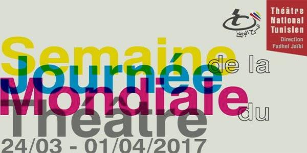 Semaine de la Journée Mondiale du Théâtre du 24 Mars au 1er Avril au 4ème Art