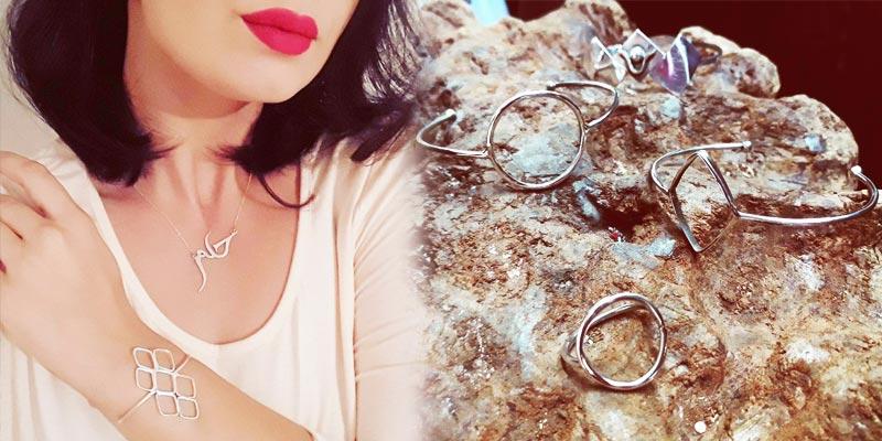 Joyaux Masa, des bijoux en argent tunisiens avec une pointe d'originalité