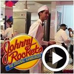 En vidéo : Inauguration de Johnny Rockets à El Menzah 5