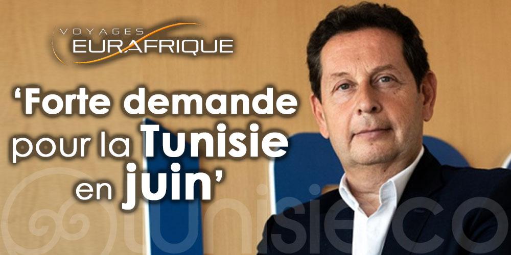 Philippe Korcia : Forte demande pour la destination Tunisie en juin