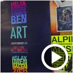 En vidéo : Vernissage de ART @ JWT à la Maison de l'image